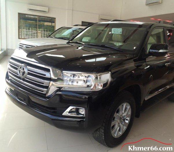 Brand New Toyota Land Cruiser 2016 4 5l Diesel Eng Phnom Penh