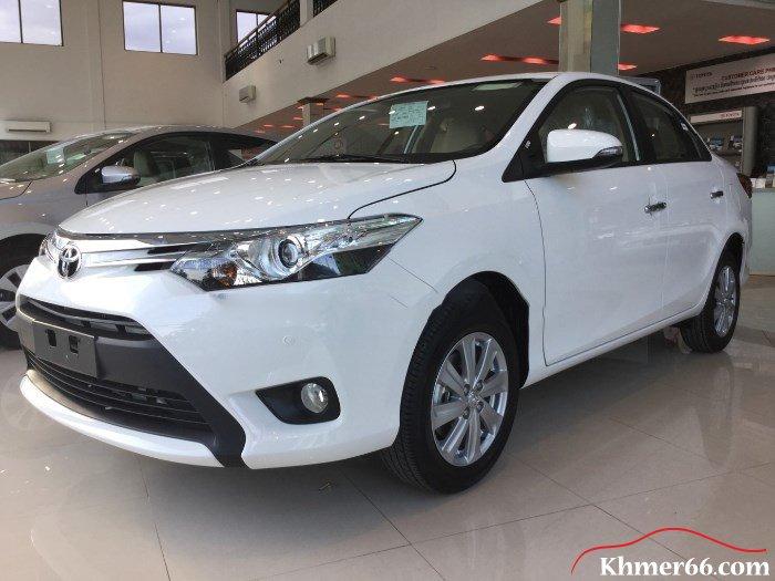315 Month Brand New Toyota Vios 2017 Phnom Penh