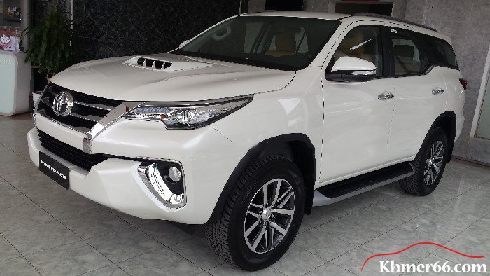 $693/month Toyota Brand New Fortuner 2016, Phnom Penh