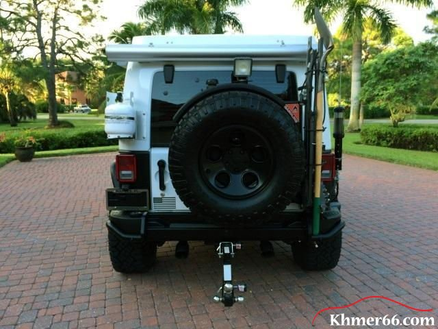 2013 Jeep Wrangler Unlimited Rubicon, Phnom Penh