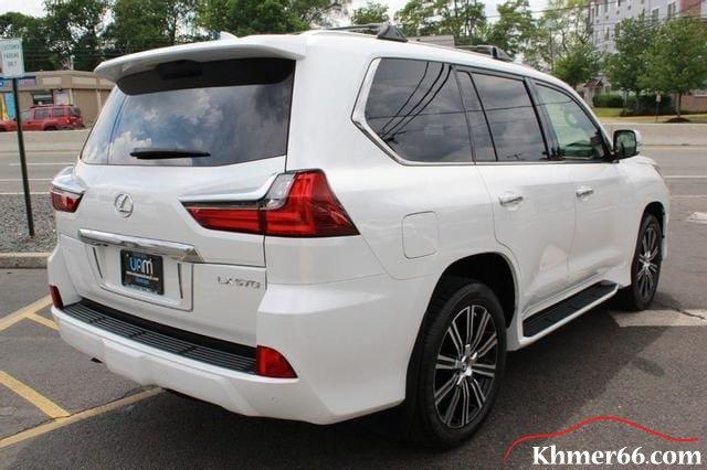 FOR SALE : 2019 LEXUS LX 570 SUV GCC, Phnom Penh