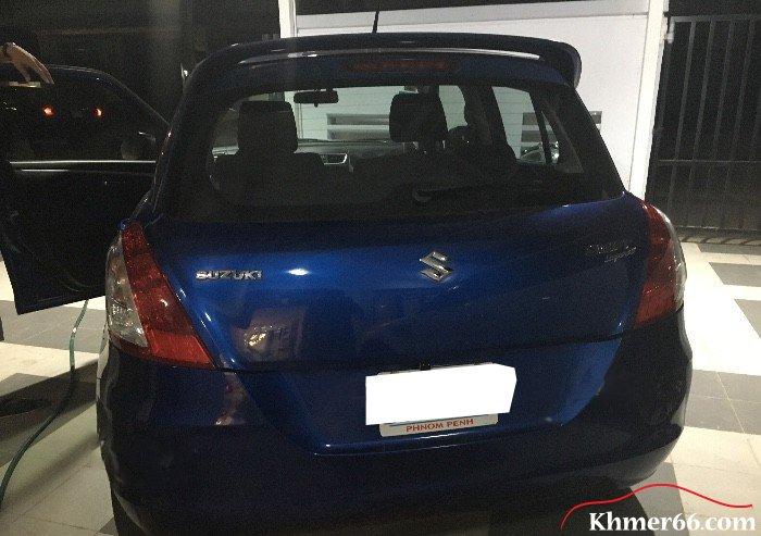 Suzuki SWIFT Sport 2013 *17000$* Blue Light Full O, Phnom Penh